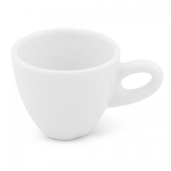 Espressotasse niedrig, 0,08l Alta Weiß