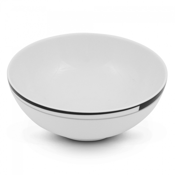 Müslischale 15cm La Belle Black & White