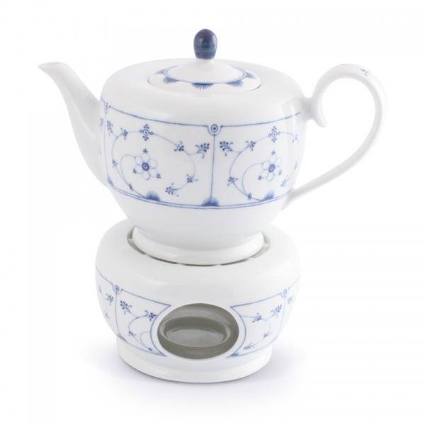 Teekanne/ Stövchen Set Atlantis Teetied