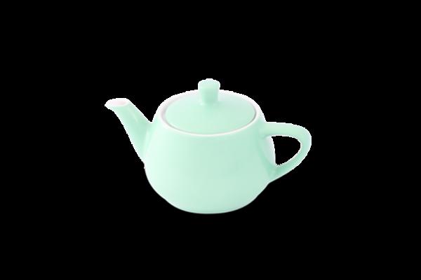 Teekanne 0,35l Haushaltskannen Pastellgrün - Utah Teapot