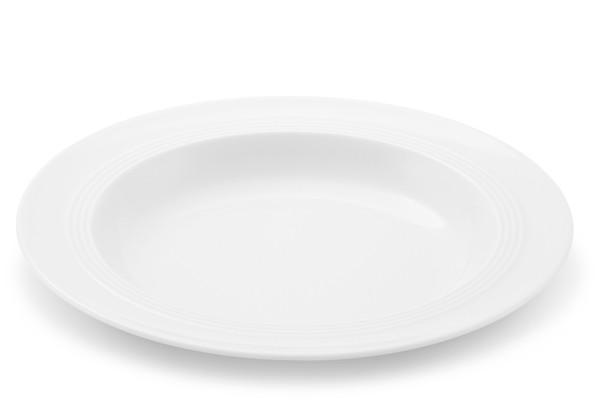 Suppenteller Jeverland Weiß Friesland Porzellan