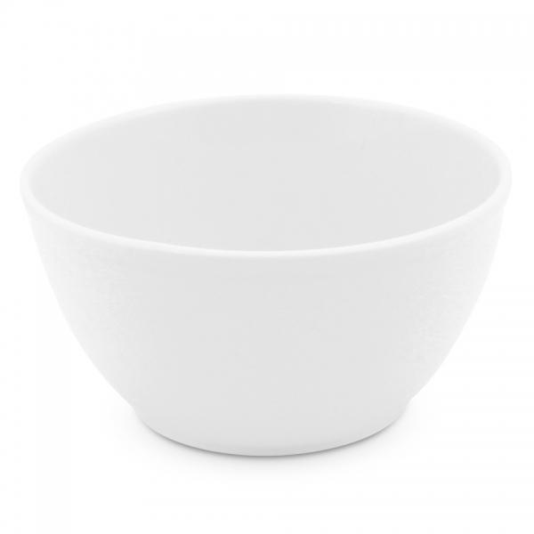 Salatschüssel, 20,5cm Buffet Weiß