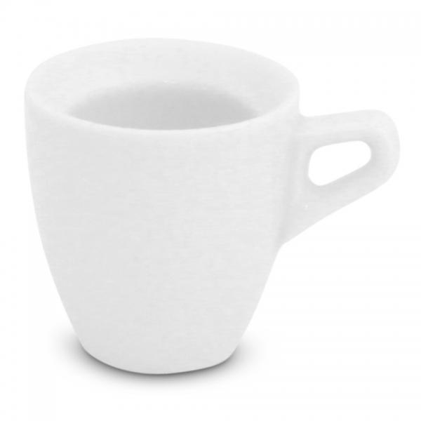 Espressotasse 0,08l Rossi Weiß