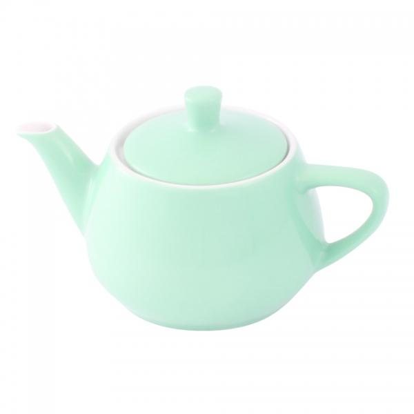 Teekanne 0,35l Pastellgrün Friesland Porzellan