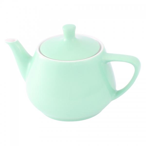 Teekanne 0,85l Pastellgrün Friesland Porzellan