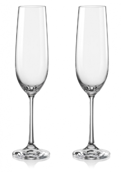 Champagnergläser 19cl 2er Set Royal Boch