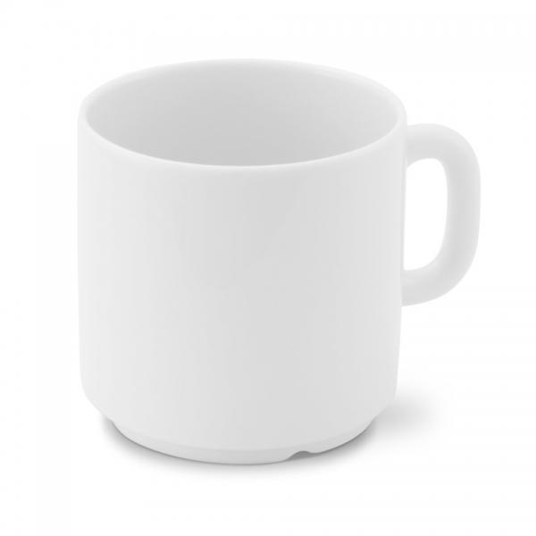Kaffeetasse 0,2l Revival Weiß