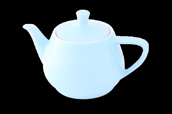 Teekanne 1,4l Haushaltskannen Pastellblau - Utah Teapot