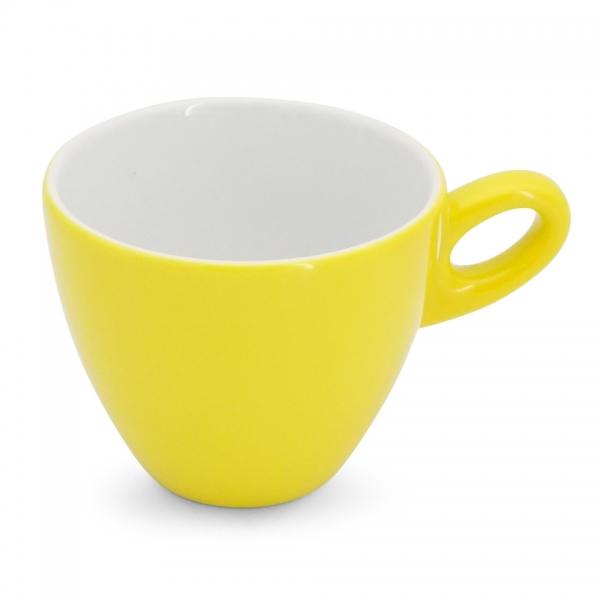 Espressotasse niedrig, 0,08l Alta Gelb