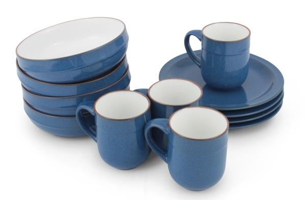 Ammerland Blue Frühstücks-Set von Friesland