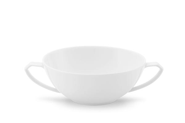Ecco Weiß Suppenobertasse
