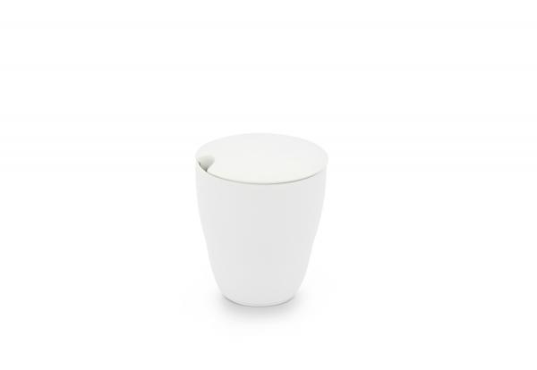 Zuckerdose 0,22l Horizont Weiß