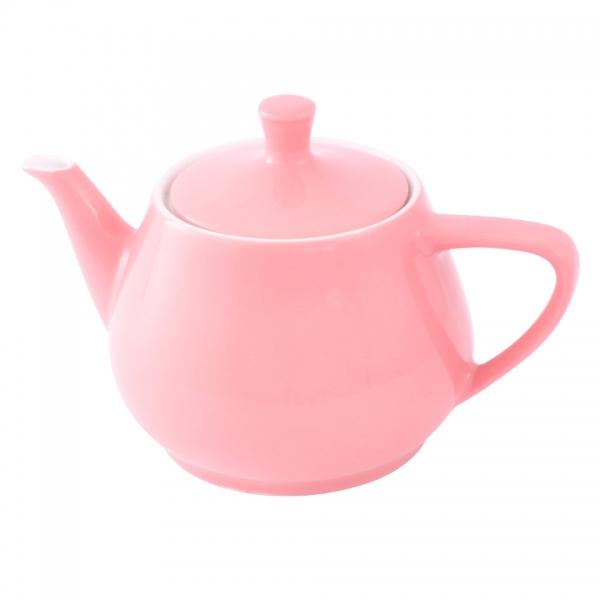 Teekanne 1,4l Pastellrosa Friesland Porzellan