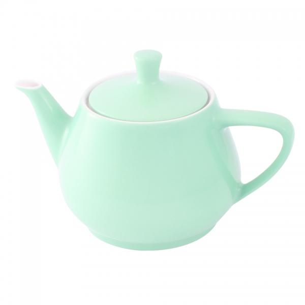 Teekanne 1,4l Pastellgrün Friesland Porzellan