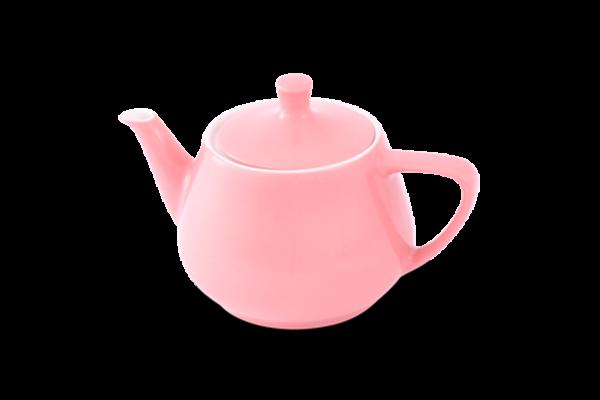 Teekanne 0,85l Haushaltskannen Pastellrosa - Utah Teapot