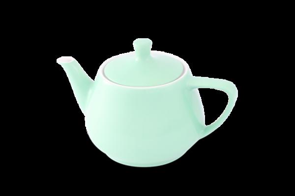 Teekanne 0,85l Haushaltskannen Pastellgrün - Utah Teapot