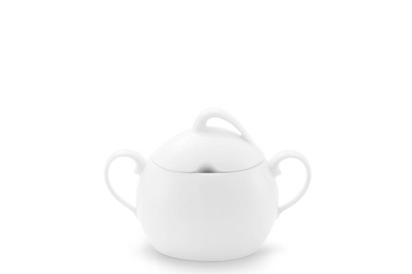La Belle Weiß Zuckerdose