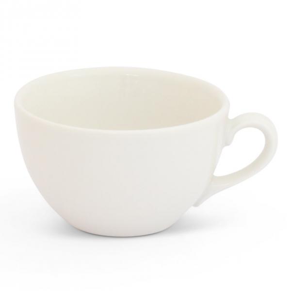 Milchkaffeetasse, 0,25l Classic Elfenbein