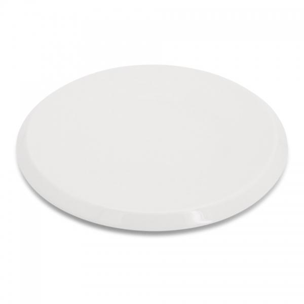 Frühstücksteller 20cm Rossi Weiß