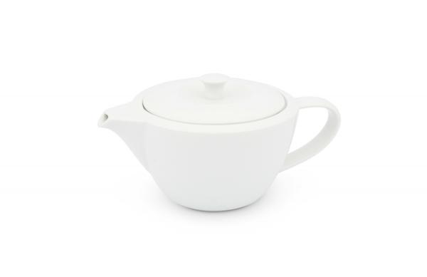 Teekanne 0,8l Horizont Weiß