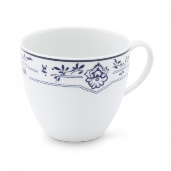 Kaffeetasse 0,18l Atlantis Friesisch Blau Friesland Porzellan