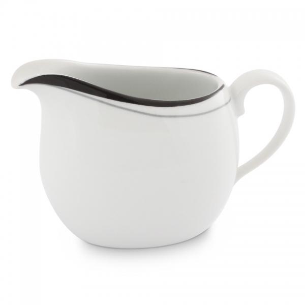 Milchkännchen 0,2l La Belle Black & White