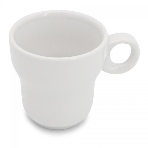 Doppiotasse, 0,14l Modern Classic Weiß