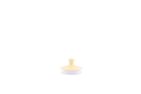 Deckel zur Kaffeekanne Pastellgelb