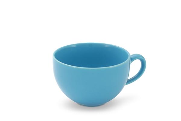 Kaffeetasse Happymix Azurblau Friesland Porzellan