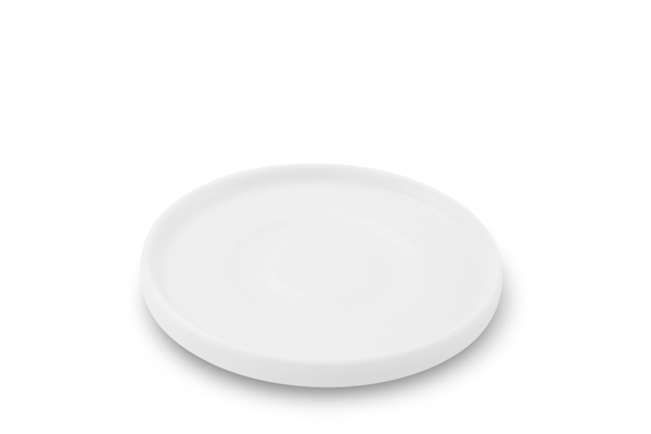 Espresso- Untertasse 11cm Life Revival Weiß