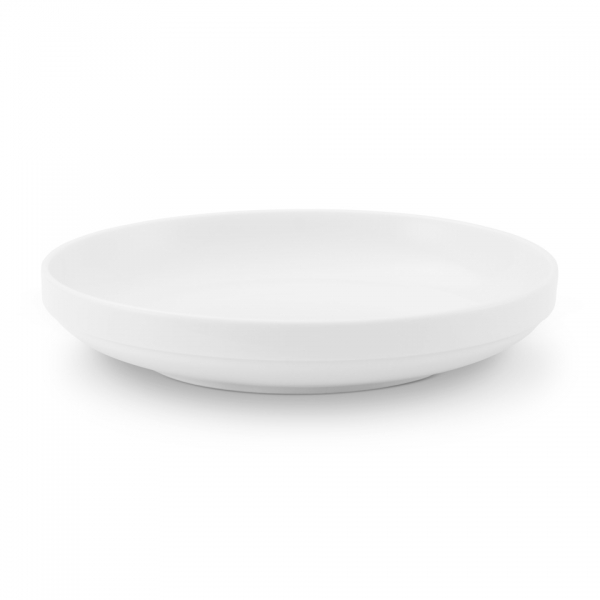 Suppenteller 21cm Revival Weiß