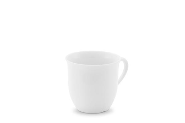Kaffee- Obertasse 0,2l Bel Air Weiß