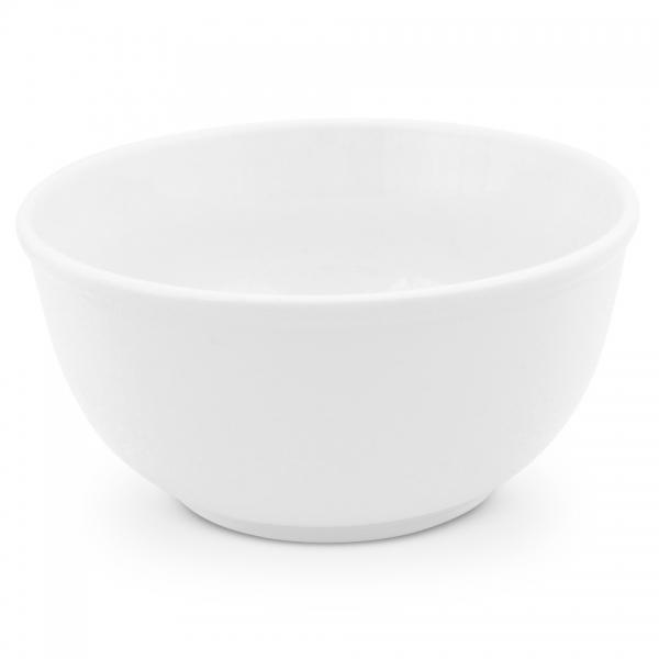 Salatschüssel, 30,5cm Buffet Weiß