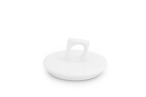 Zuckerdosen Deckel , 0,18l NYNY Weiß