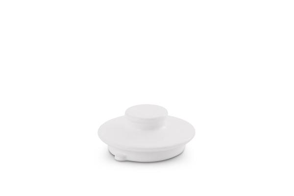 Deckel für Teekanne 1,25l Happymix Weiß