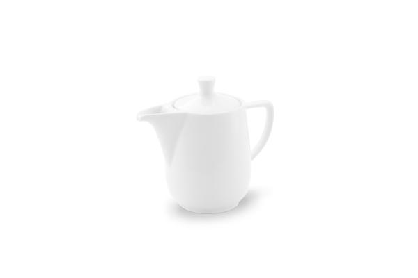 Kaffeekanne 0,35l Weiß