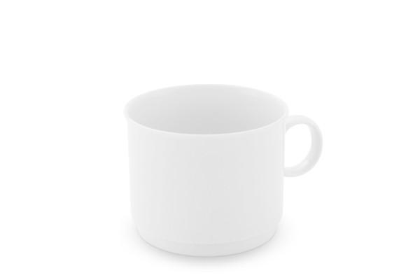 Kaffeetasse Jeverland Weiß Friesland Porzellan