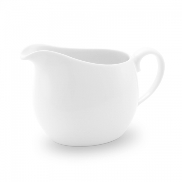 Milchkännchen 0,2l La Belle Weiß Friesland Porzellan
